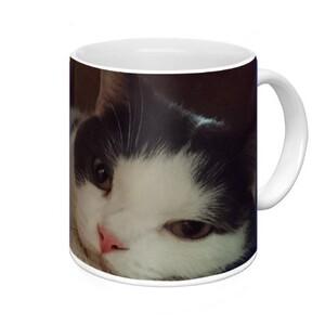 朱古力喵喵陶瓷杯 2