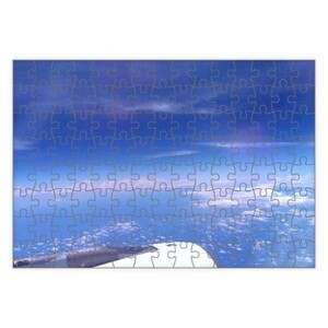 飛機外 Rectangle Puzzle (120 Pieces)