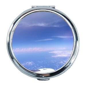 飛機外 Round Compact Mirror (Small)