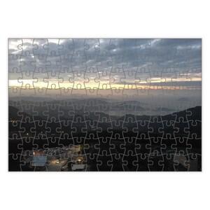 九份山景 Rectangle Puzzle (120 Pieces)