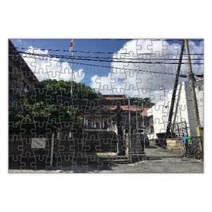 沖繩神社 Rectangle Puzzle (120 Pieces)