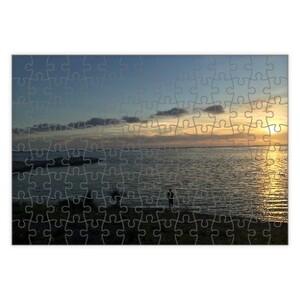 海邊 Rectangle Puzzle (120 Pieces)