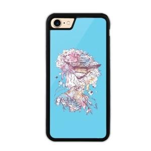 Daydream-Blue iPhone 7 Bumper Case
