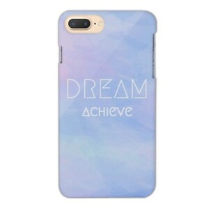 DREAM ACHIEVE(iPhone 7 Plus Matte Case)