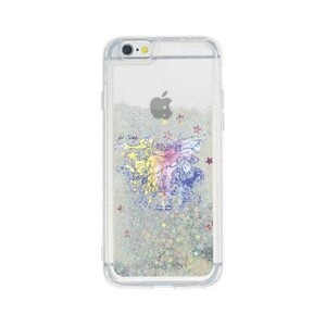 A Dream A Dream iPhone 6/6s Liquid Glitter Case