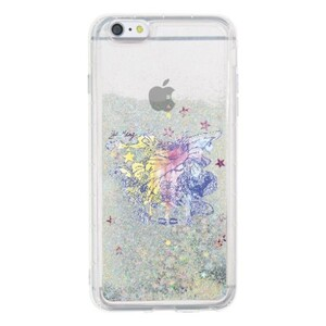 A Dream A Dream iPhone 6/6s Plus Liquid Glitter Case
