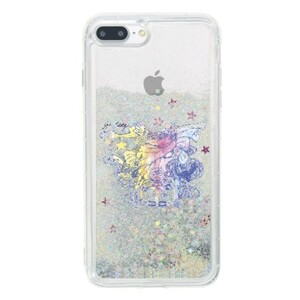 A Dream A Dream iPhone 7 Plus Liquid Glitter Case
