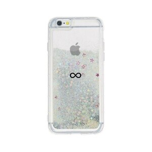 iPhone 6/6s Liquid Glitter Case