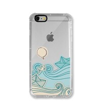 iPhone 6/6s Transparent Bumper Case