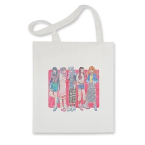 girls Tote Bag