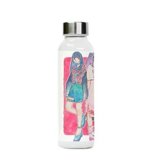 girls Glass Bottle