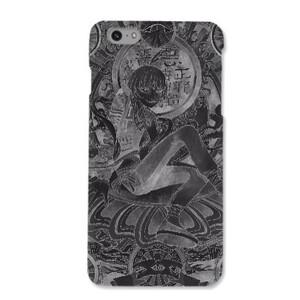 Black thangka iPhone 6/6s Matte Case