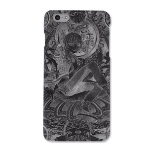Black thangka iPhone 6/6s Matte Case
