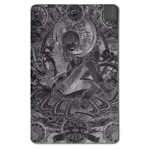 Black thangka 2500mah Power Bank