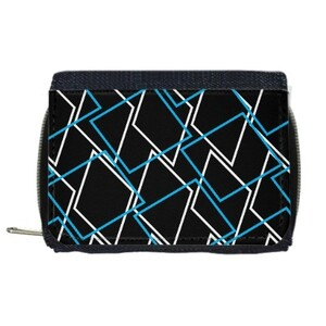 Geometric AE33 Wallet with Coin Purse