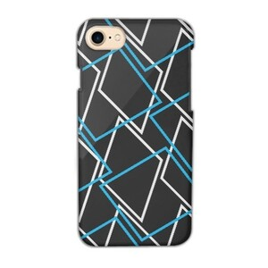 Geometric AE33 iPhone 7 Glossy Case