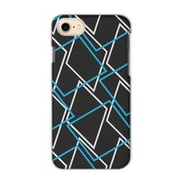 Geometric AE33 iPhone 7 Matte Case