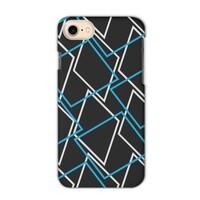 Geometric AE33 iPhone 7 Matte Case