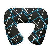 Geometric AE33 Neck pillow