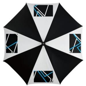 Geometric AE33 Umbrella (Black&White)