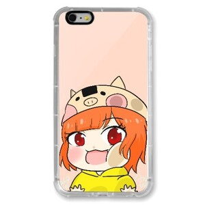 貼貼螢幕 iPhone 6/6s Plus Transparent Bumper Case