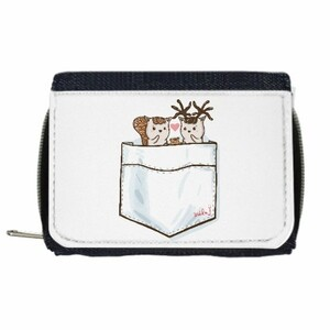 Wallet with Coin Purse