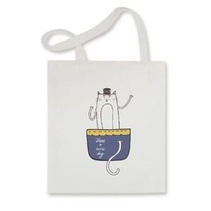 Uncle John Tote Bag