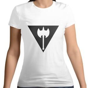 拉拉驕傲旗 T恤 Lesbian Pride Flag T-shirt