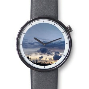 經典仿皮手錶-午後
