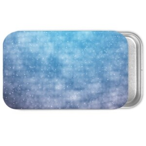 [DDD33] KU3314 Metal Slide Top Tin