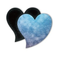 [DDD33] KU3314 Heart Shaped Magnet