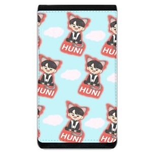 Huni Lanyard Phone Case Wallet