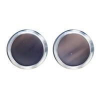 [DDD33] KU3310  Round Stud Earrings