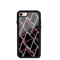 Geometric AE48 iPhone 7 TPU Dual Layer  Bumper Case
