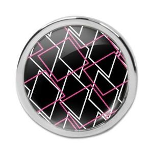 Geometric AE48 Round Ring