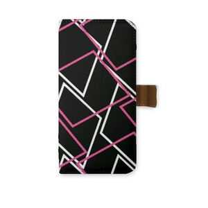 Geometric AE48 iPhone 6/6s Plus Leather Case