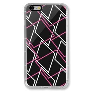 Geometric AE48 iPhone 6/6s Plus Transparent Bumper Case