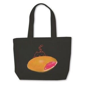 cookie cat Mini Tote Bag