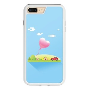 DreamIsland iPhone 7 Plus TPU Dual Layer  Bumper Case