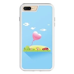 DreamIsland iPhone 7 Plus TPU Dual Layer  Bumper Case