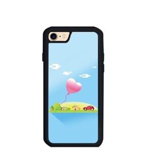 DreamIsland iPhone 7 TPU Dual Layer  Bumper Case