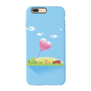 DreamIsland iPhone 7 Plus TPU Dual Layer Protective Case