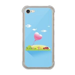 DreamIsland iPhone 7 Transparent Bumper Case