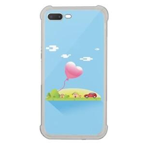 DreamIsland iPhone 7 Plus Transparent Bumper Case