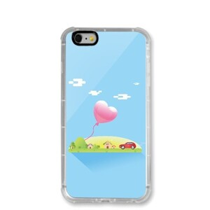 DreamIsland iPhone 6/6s Transparent Bumper Case