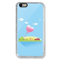DreamIsland iPhone 6/6s Plus Transparent Bumper Case
