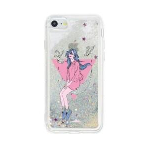 X06 / iPhone7夢想流沙殼 / iPhone 7 Liquid Glitter Case