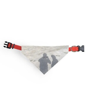 Triangle Pet Head Scarf (Large)
