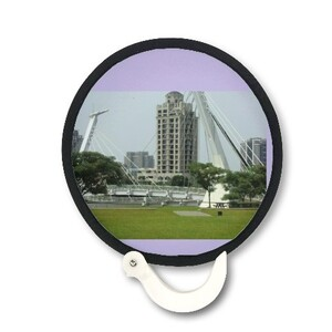 Foldable Round Fan