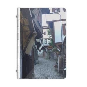 土耳其小巷 Metal Notebook